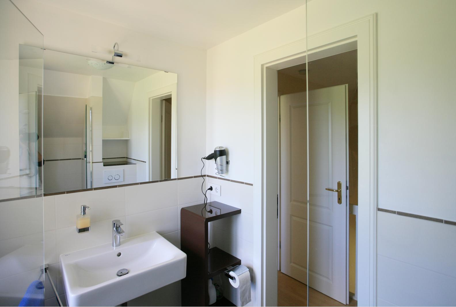 Badezimmer große Wohnung Badehus